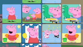 Piggy Volleyball