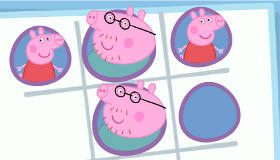 Peppa Pig Snorts and Crosses