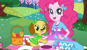 Pet salon Pinkie Pie
