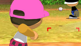 Baseball Pinch Hitter