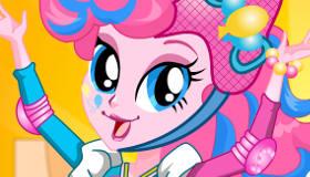 Rollerskates Pinkie Pie