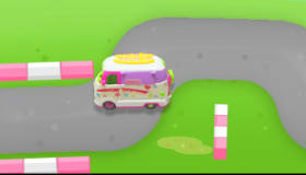 Pinypon Campervan Race
