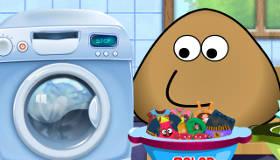 Pou's Laundry