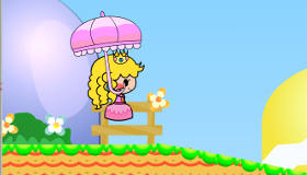 Princess Peach's Big Adventure