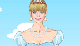 Real Cinderella 2015 Dress Up