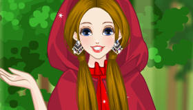 Red Riding Hood Today Dress Up