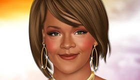 Rihanna's Stylish Makeover