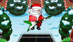 Rockstar Santa
