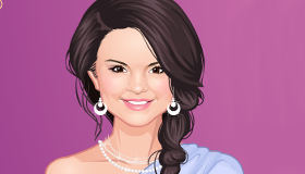 Dress Up Selena Gomez