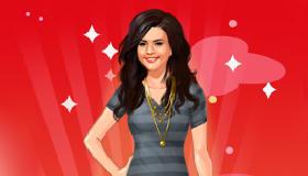 Selena Gomez Date Rush
