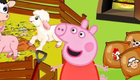 Peppa Pig On The Farm
