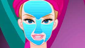 Barbie's Diamond Spa Makeover