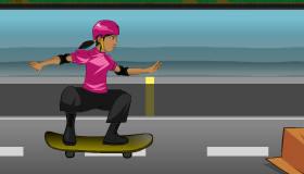 Math Skateboarding