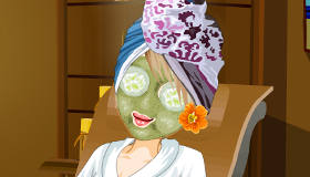 Spa Dress Up Game