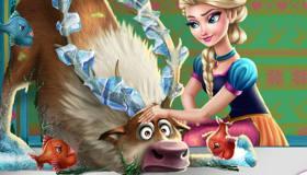 Frozen Sven Rescue