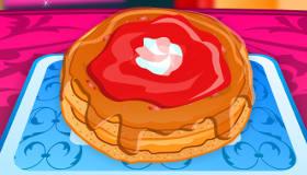 Flipping Pancakes