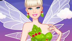 Barbie Tinkerbell Dress Up