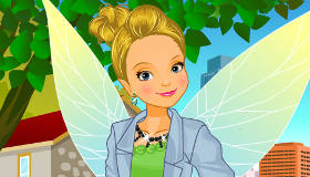 Modern Tinkerbell Dress Up