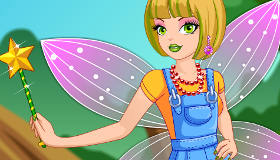 Teen Tinkerbell Dress Up