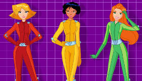 Dress Up Totally Spies