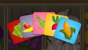 Vegetable Memory Challenge