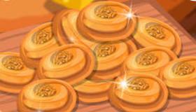 Cinammon Walnut Buns Baking