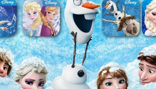 Want Even More Frozen In Your Life? Try These Apps…